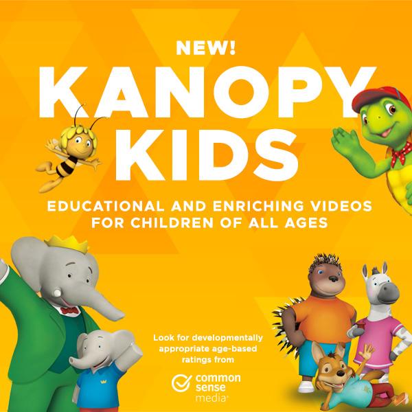 kanopy kids logo