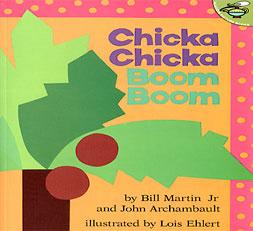 book chicka chicka boom boom