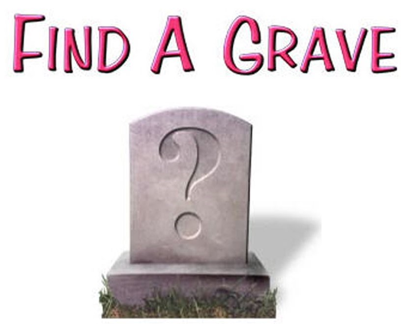Find a Grave website