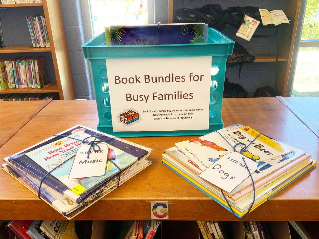 grab-n-go book bundles
