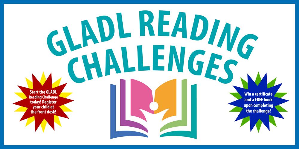 GLADL Reading Challenges