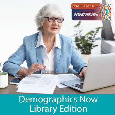 demographics now block