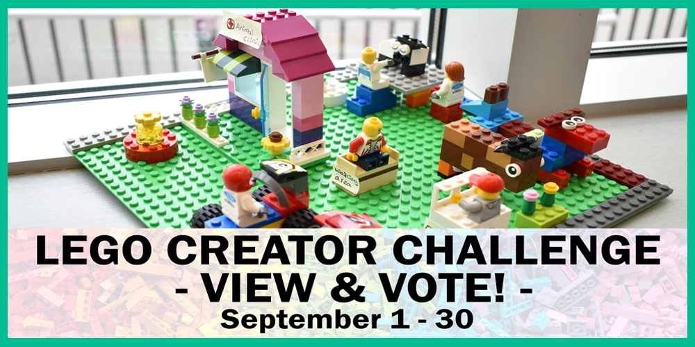 LEGO View and Vote