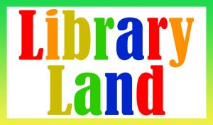 library land logo