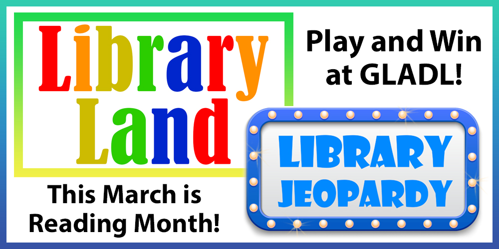 Library Land and Library Jeopardy